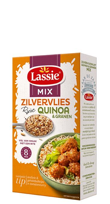 Zilvervlies rijst en quinoa